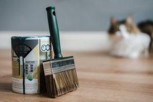 Tinteggiare pareti
