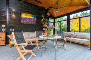 Quanto costa realizzare una veranda