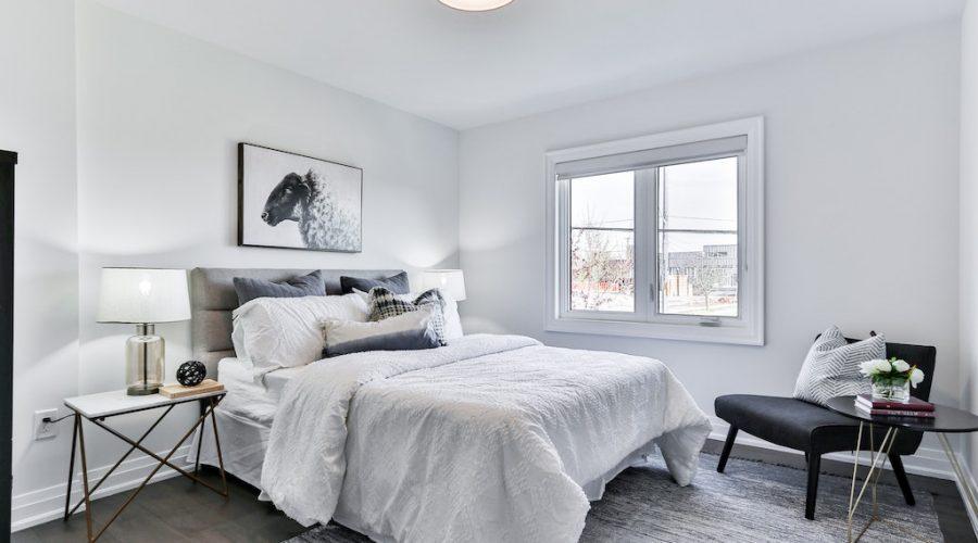 far sembrare più grande la camera da letto