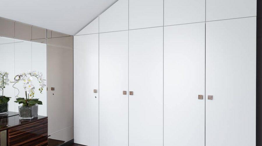 Quanto costa un armadio a muro su misura